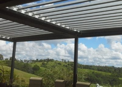 Vergola Roofs Open to Let the Sky In