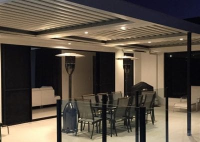 Vergola Turns Your Entertaining Area into Resort